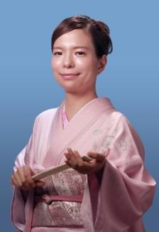 講談師宝井琴柑 こよみ草子